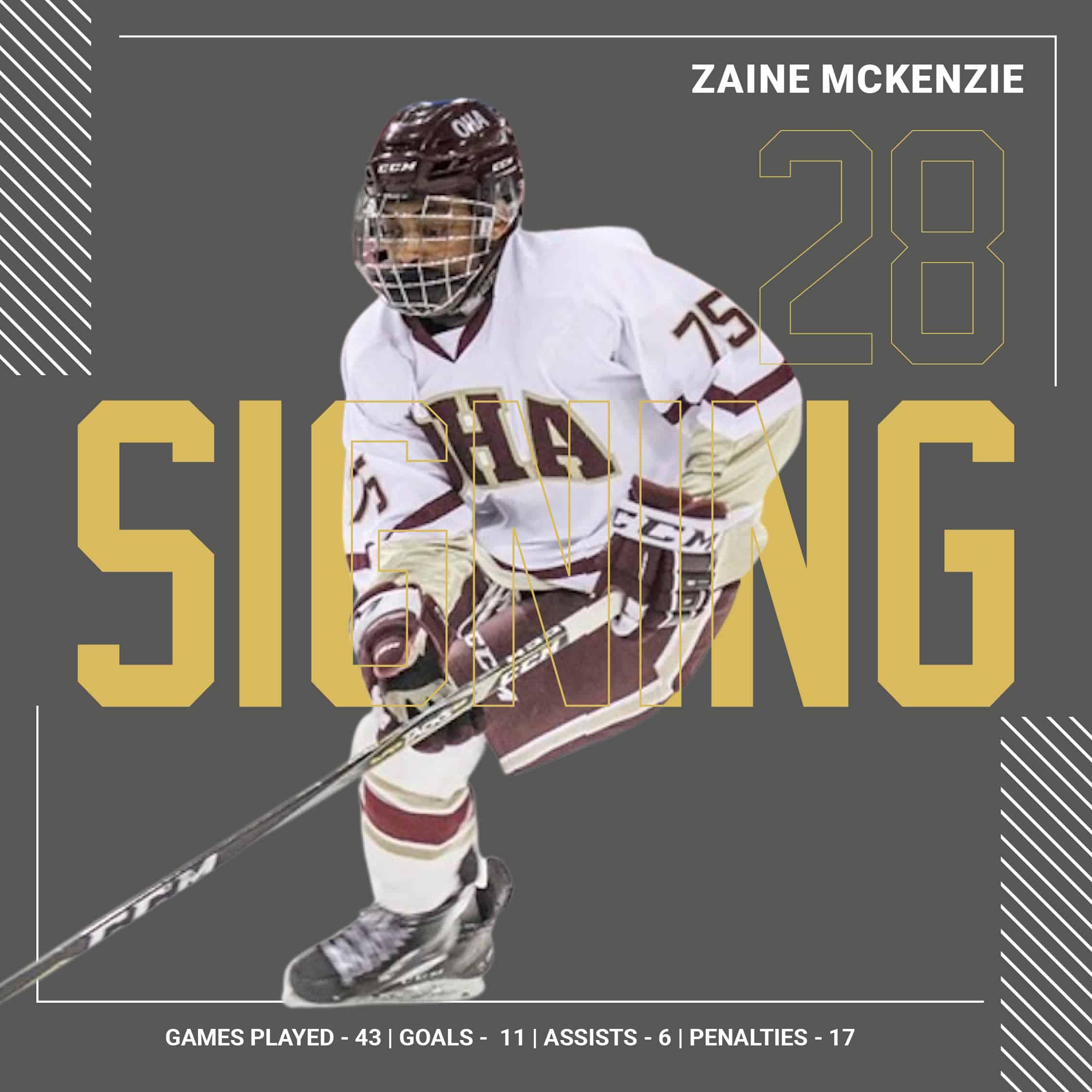 Zaine McKenzie MKL